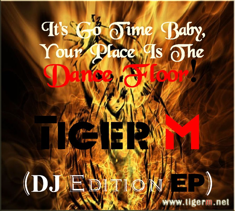 TIGERM.NET - It's Go Time Baby, Your Place Is The Dance Floor! (DJ Edition) Album